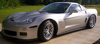 Corvette Creationz - High Quality Body Parts for Corvettes