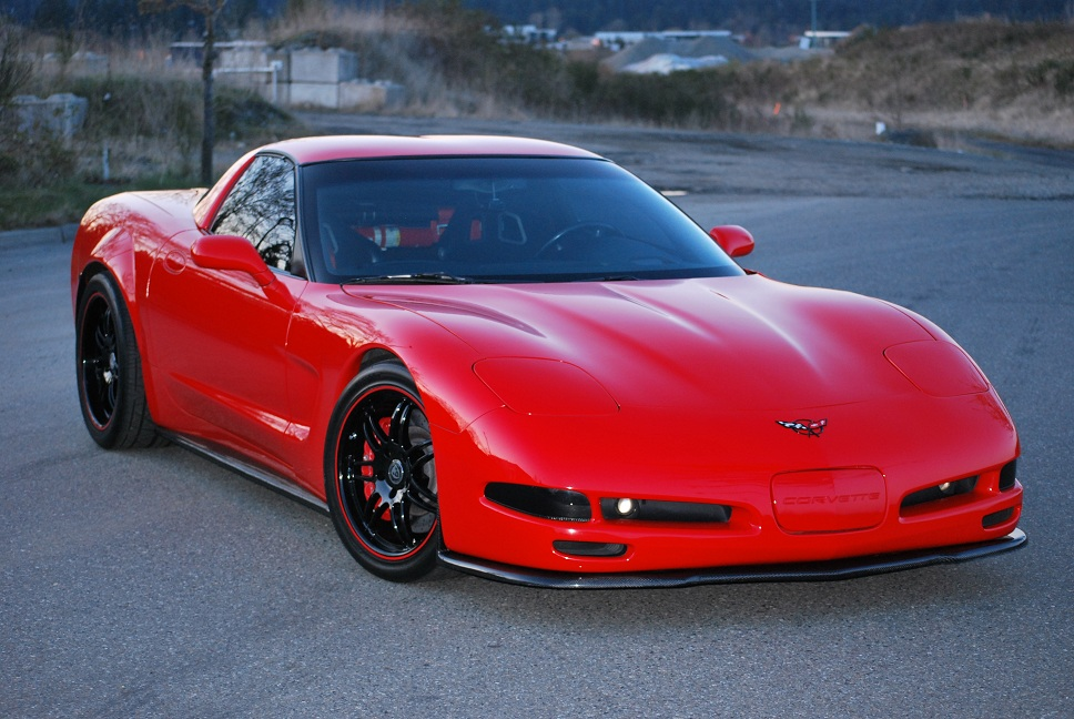 c5 widebody corvette front lip c5r carbon splitter ls3 creationz bumper forged project chevrolet creations parts forum looking