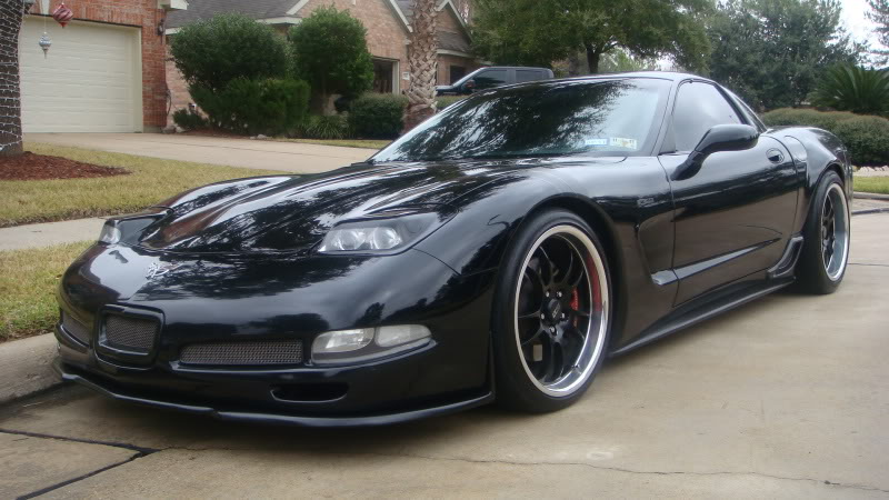 Duraflex C5r Lip Corvette Creationz